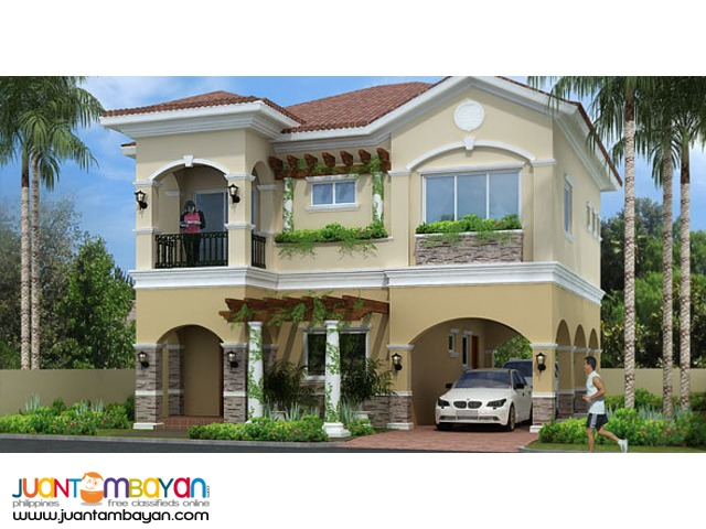 BEACHFRONT HOUSE & LOT AT FONTE DI VERSAILLES MINGLANILLA, CEBU