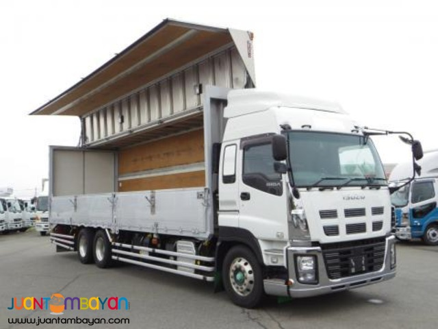 Dry goods services truck for rent