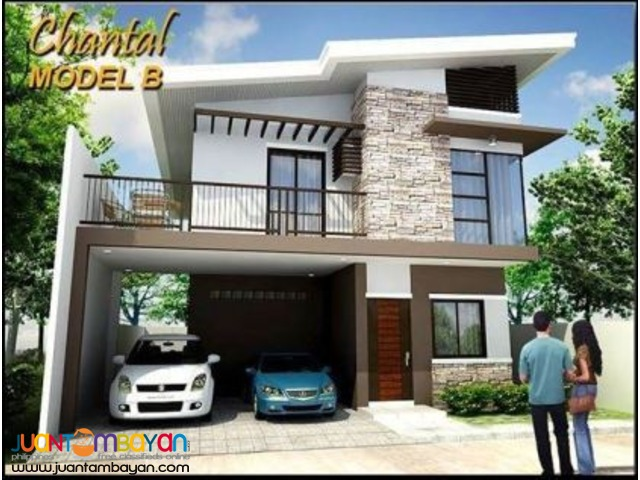 HOUSE AND LOT FOR SALE AT SOUTH CITY HOMES MINGANILLA, CEBU