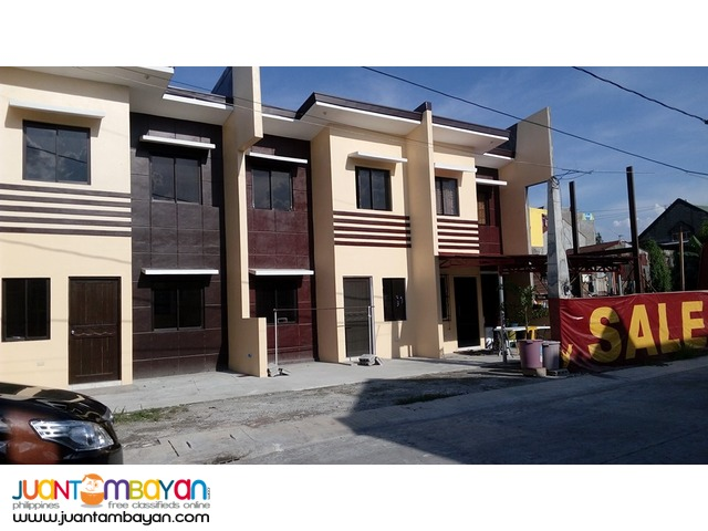 House and Lot for Sale in Fortune Marikina Birmingham Heights