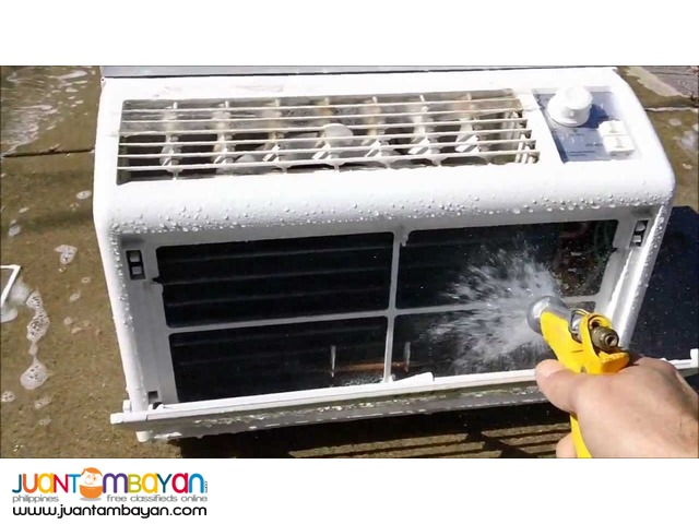 Aircon and refrigerator cleaning / installation / repair