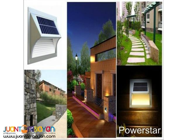 Solar Step wall light (GT-ESL 06)