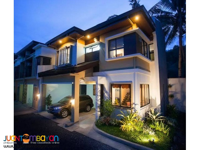 4BR/3TB HOUSE W/ FAMILY ROOM & GARDEN IN TALAMBAN, CEBU CITY