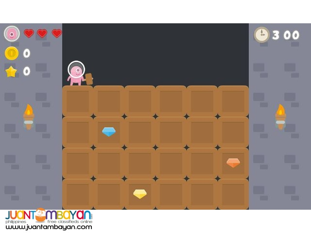 Website Design and App Development Mobile Game Thesis Capstone