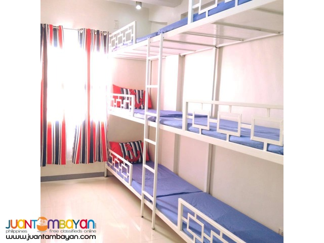 DORM BED SPACE IN TAGUIG