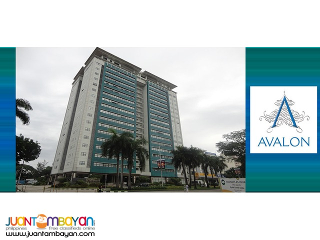 1 BEDROOM UNIT AT AVALON CONDO, CEBU BUSINESS PARK, CEBU CITY