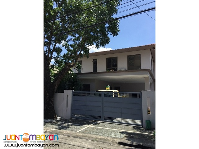 AYALA ALABANG MODERN HOUSE FOR RENT 200K per month