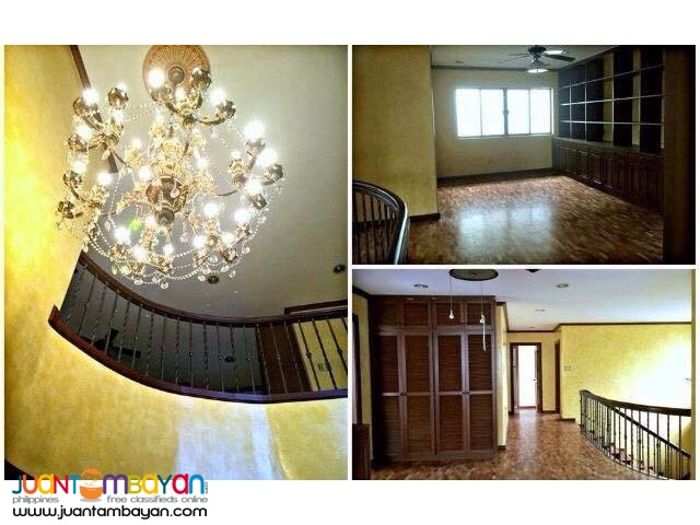 4 BR Newly Renovated House Ayala Alabang For Sale  Php 60M
