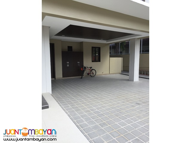 4 BR Ayala Alabang Brand New House For Sale 90M