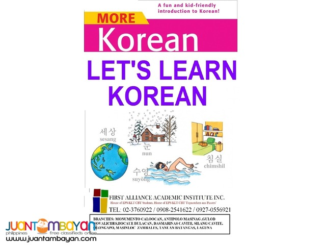 Learn Korean Language