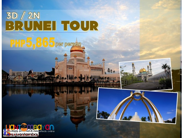 3D2N Brunei Tour Package