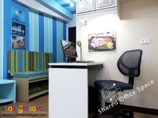 Shared Office for Rent in Paranaque Manila