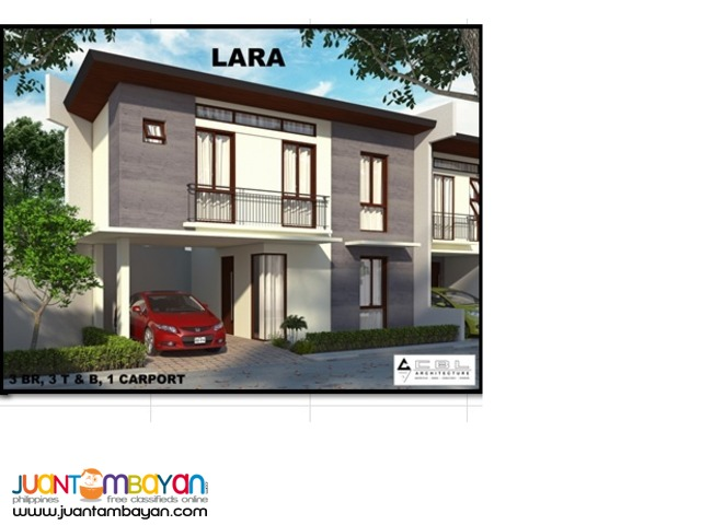 3Bedroom House and Lot for Sale in Tisa Labangon