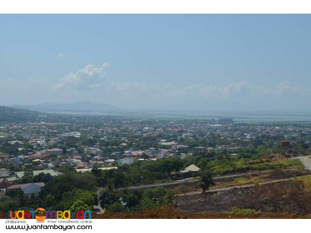 LOR FOR SALE IN SUNNYVILLE WITH OVERLOOKING VIEW IN ANGONO