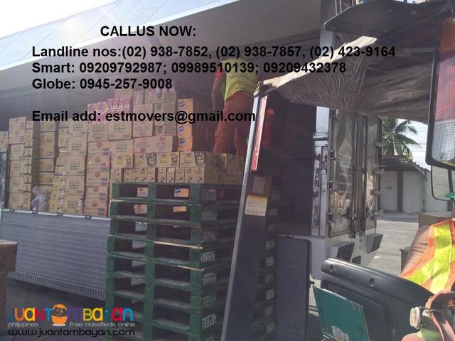 E & S Trucking Services/ Lipat bahay/ roro