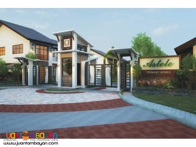 2 STOREY HOUSE LOMBARDY MODEL ASTELE SUBDIVISION, LAPU-LAPU CEBU