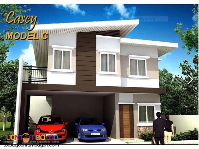 2STOREY HOUSE CHANTAL MODEL SOUTH CITY HOMES, MINGLANILLA CEBU
