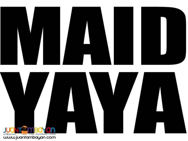 Maid Yaya Boy