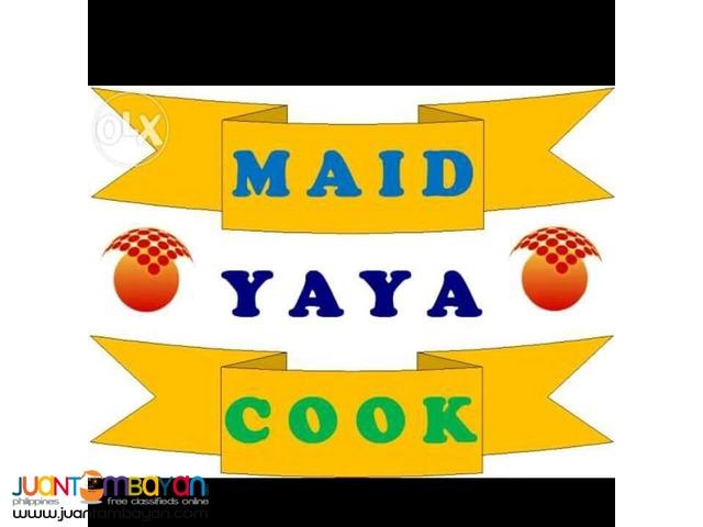 Appy Now! Maid Yaya Boy Driver