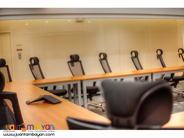 Corporate Serviced Office in BGC