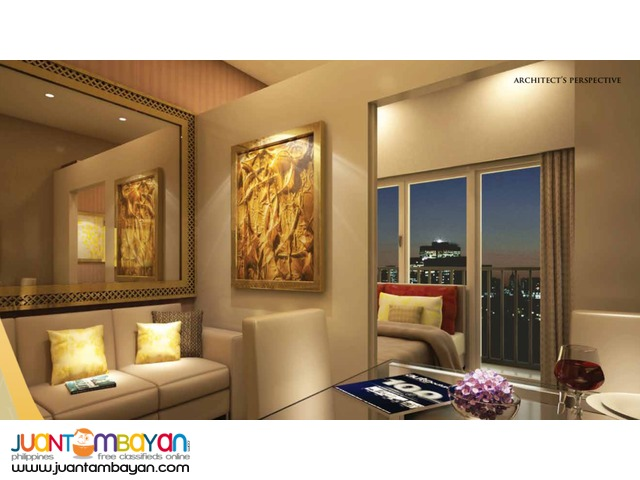 FAME RESIDENCES-EDSA CENTRAL-FOR AS LOW AS 14,411 MONTHLY