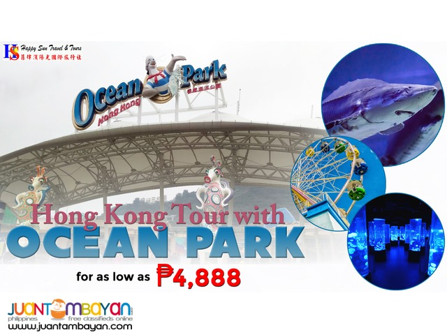 Hong Kong with Free Ocean Park Package