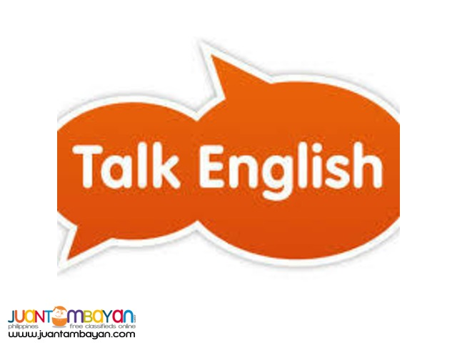 Online English Tutorial Session