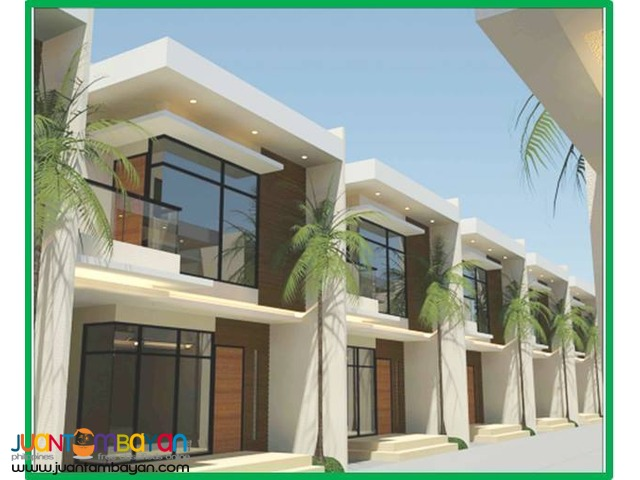 2 UNITS LEFT SAMANTHA'S PLACE TOWNHOUSE IN CANDUMAN,MANDAUE CITY