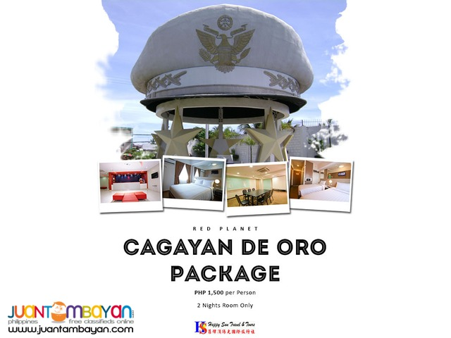 3D2N Cagayan De Oro Package