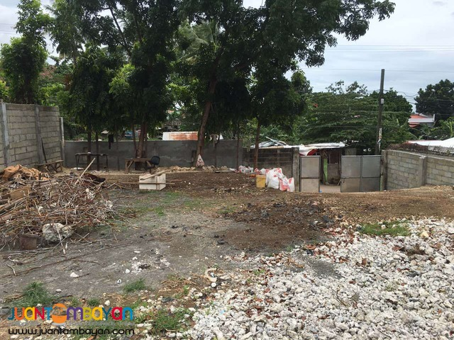 Lot for Lease in Poblacion Minglanilla, Cebu