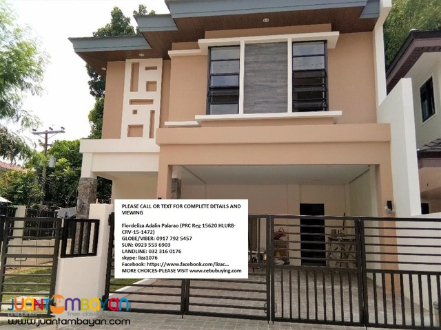 READY FOR OCCUPANCY SEMI FURNISHED UNIT AT MAHOGANY GROVE MANDAUE CITY