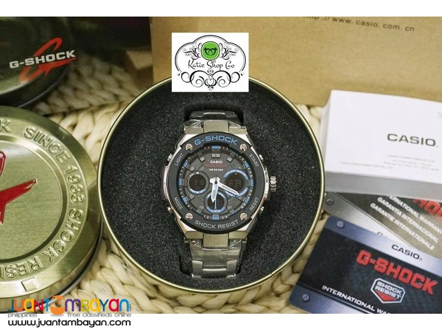 G SHOCK WATCH JAPAN - G-SHOCK STAINLESS - GSHOCK WATCH