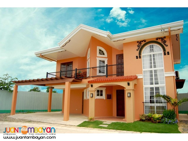 6 BR - 1 UNIT LEFT HERMOSO GRANDE AT ALEGRIA PALMS - GABI CORDOVA CEBU