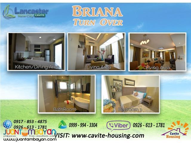 BRIANA MODEL HOUSE