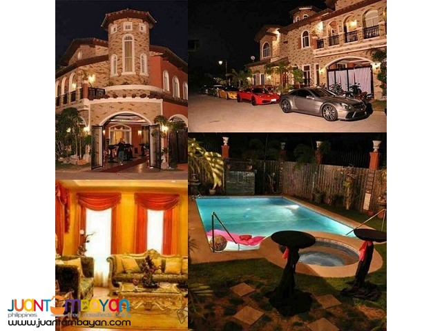5 Br PORTOFINO SOUTH BEAUTIFUL HOUSE FOR SALE Php 45M