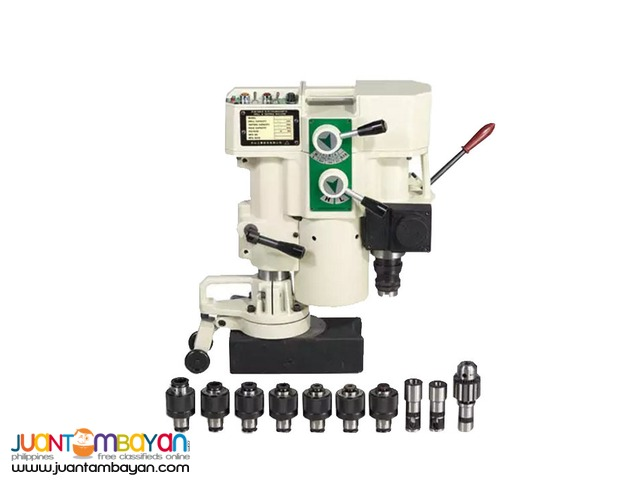 Portable Magnetic Drilling and Tapping Machine MTM-922A