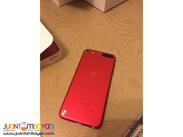 Ipod touch 5th gen limited edition red bnew