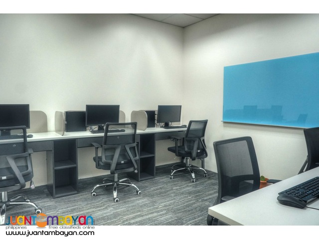 Private Office for as low as 14,000/per seat/month + VAT