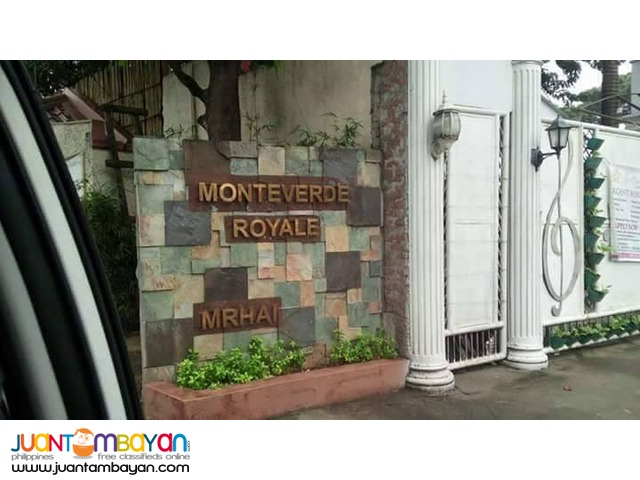 Monteverde Royale Lot for Sale