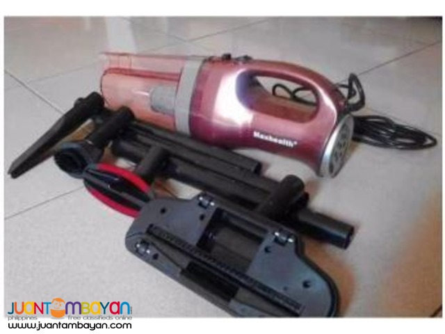 Maxhealth Cyclone Vacuum Cleaner