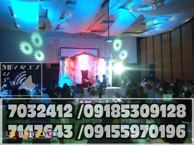 RENTAL MOBILE DISCO SOUND LIGHT SYSTEM MANILA@7032412,09185309128