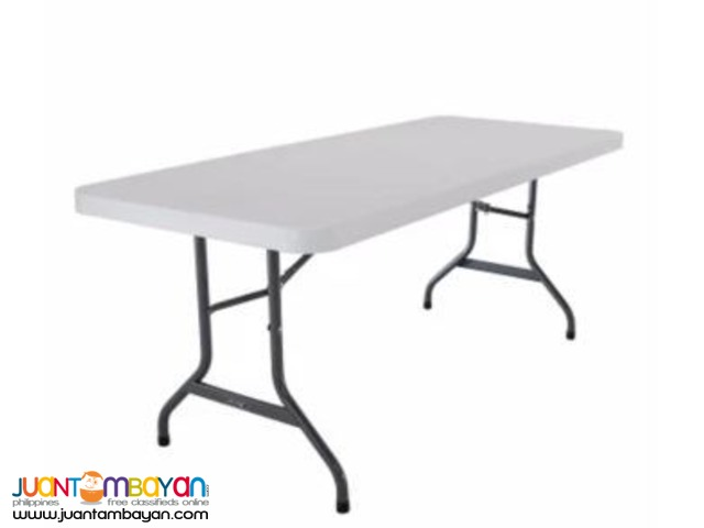 Foldable Dining Table (White)