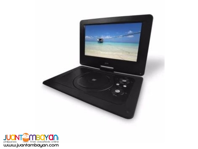 10 inch DGTEC Portable DVD player-black