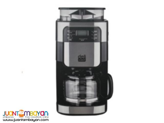 Deli Chef Grind & Brew Coffee Maker
