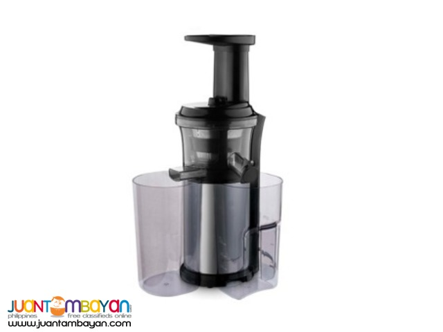 Deli Chef Slow juicer (Silver/Black)