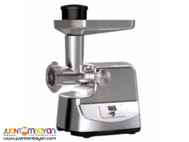 Deli Chef Meat Grinder TGS-MG5839 (Silver)