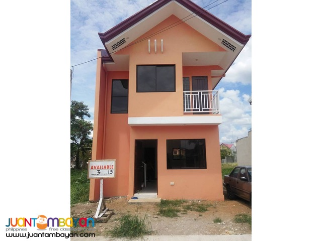 Single Attached Townhouse for Sale in Fortune Marikina Birmingham