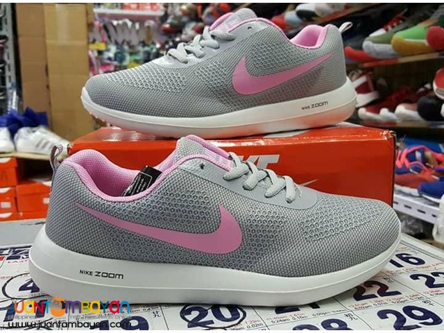 NIKE ZOOM RUBBER SHOES , RUNNING SHOES , LADIES SHOES