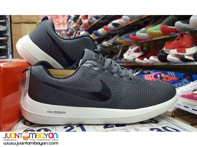 NIKE ZOOM RUBBER SHOES - RUNNING SHOES - LADIES SHOES