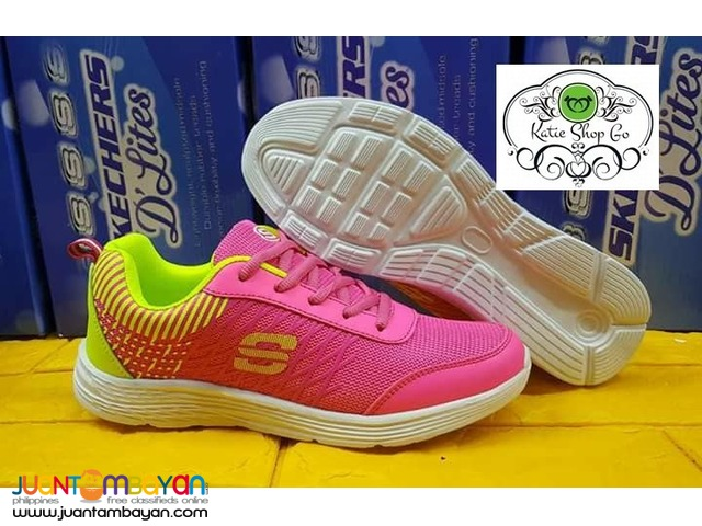 SKECHERS D'Lites - SKECHERS RUBBER SHOES